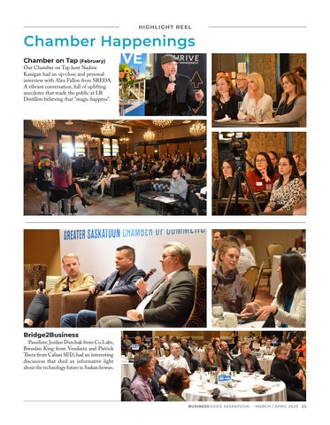 Page 35 of Chamber Happenings