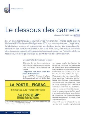 Page 32 of Le dessous des carnets