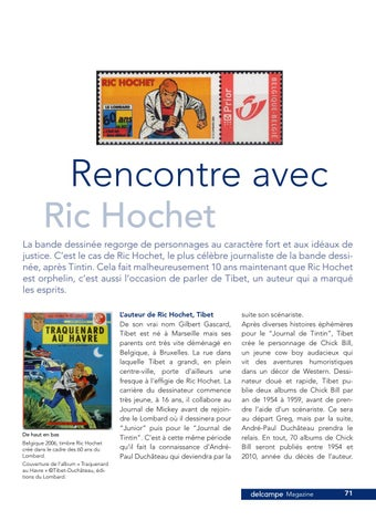 Page 71 of Ric Hochet