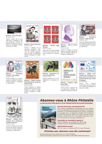 Page 75 of Nouveautés timbres de France