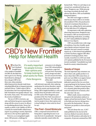 Page 28 of CBD'S NEW FRONTIER