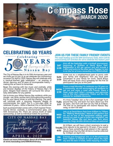 Page 1 of Celebrating 50 Years