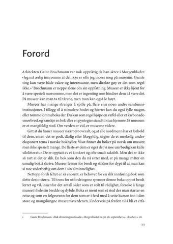 Page 11 of Forord