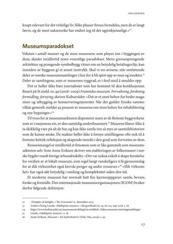 Page 17 of Museumsparadokset