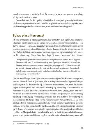 Page 23 of Bokas plass i terrenget
