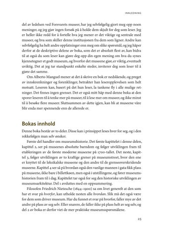 Page 25 of Bokas innhold