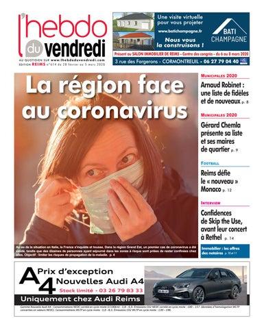 L Hebdo Du Vendredi Reims 614 By Kilkoa Issuu