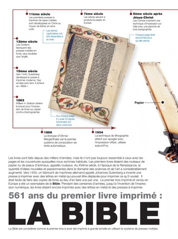 Page 14 of Infographie 561 ANNEES DEPUIS LE