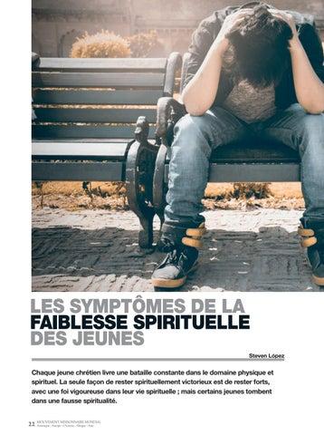Page 22 of Jeunesse LES SYMPTÔMES DE LA