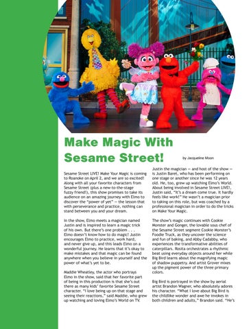 Page 46 of Make Magic With Sesame Street!