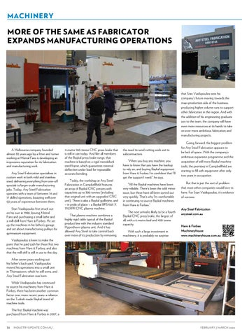 Page 36 of MATERIALS HANDLING