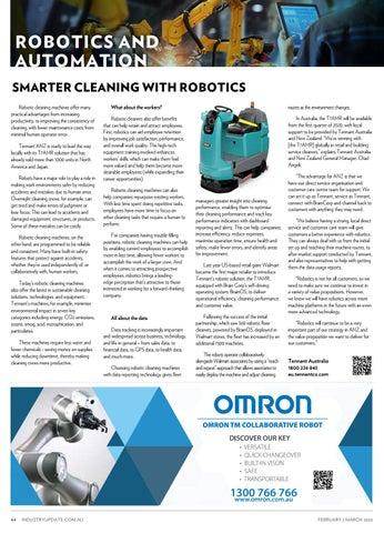Page 44 of ROBOTICS & AUTOMATION