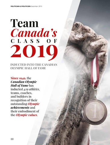 Page 30 of Team Canada's Class of 2019