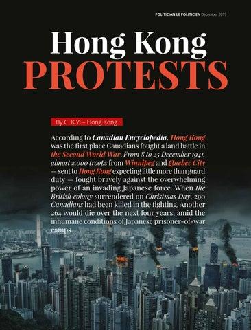 Page 5 of Hong Kong Protests