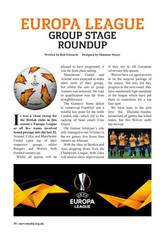 Page 40 of Europa League