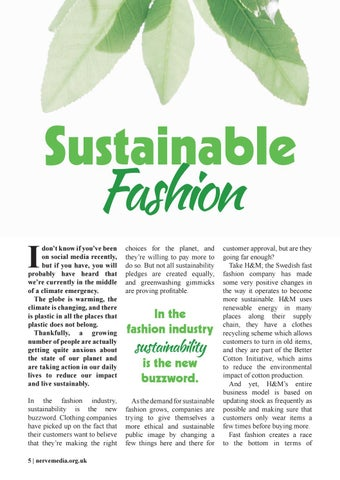 Page 6 of Sustainable Fashion