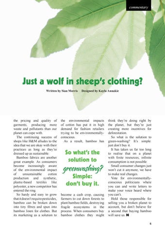 Page 7 of Sustainable Fashion