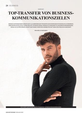 Page 26 of KEVIN LÜTOLF KOMPLEAZY Top-Transfer von Business-Kommunikationszielen
