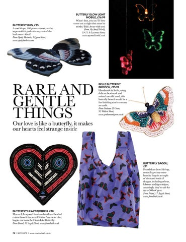 Page 72 of EDITOR'S CHOICE The butterfl y collectors