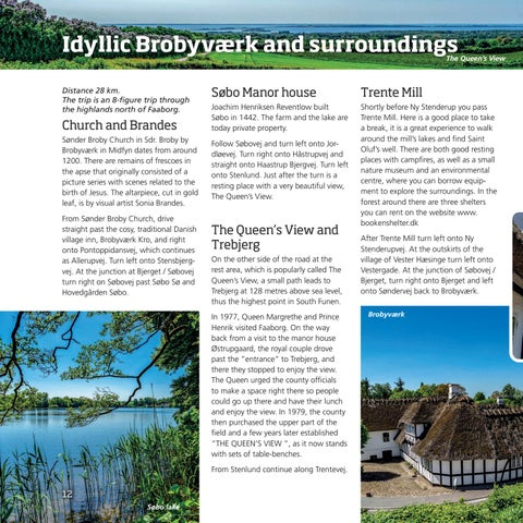 Page 12 of Idyllic Brobyværk and surroundings