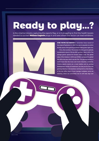 Page 26 of Are exhibitors capitalising on the esports revolution?