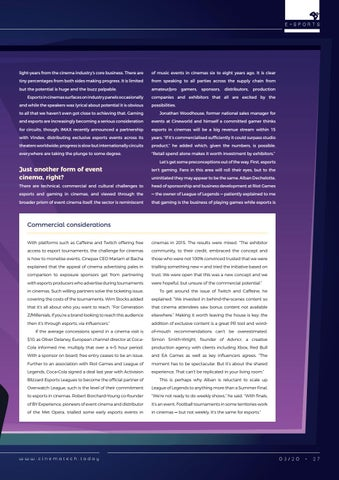 Page 27 of Are exhibitors capitalising on the esports revolution?