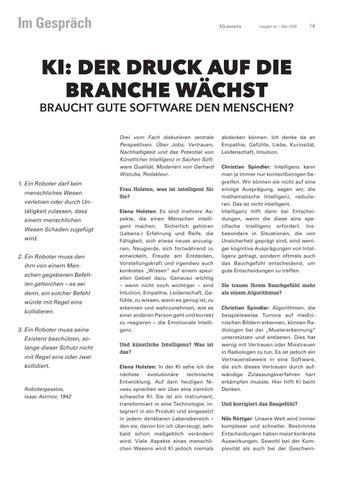 Page 14 of mit Elena Holsten, Christian Spindler und Nils Röttger