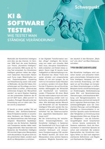 Page 5 of KI & SOFTWARE TESTEN