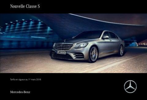 Catalogue Mercedes Benz du 20 Janvier au 21 Mai 2020