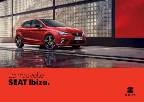 Catalogue Seat Ibiza du 10 Avril 2019 au 30 Juin 2020
