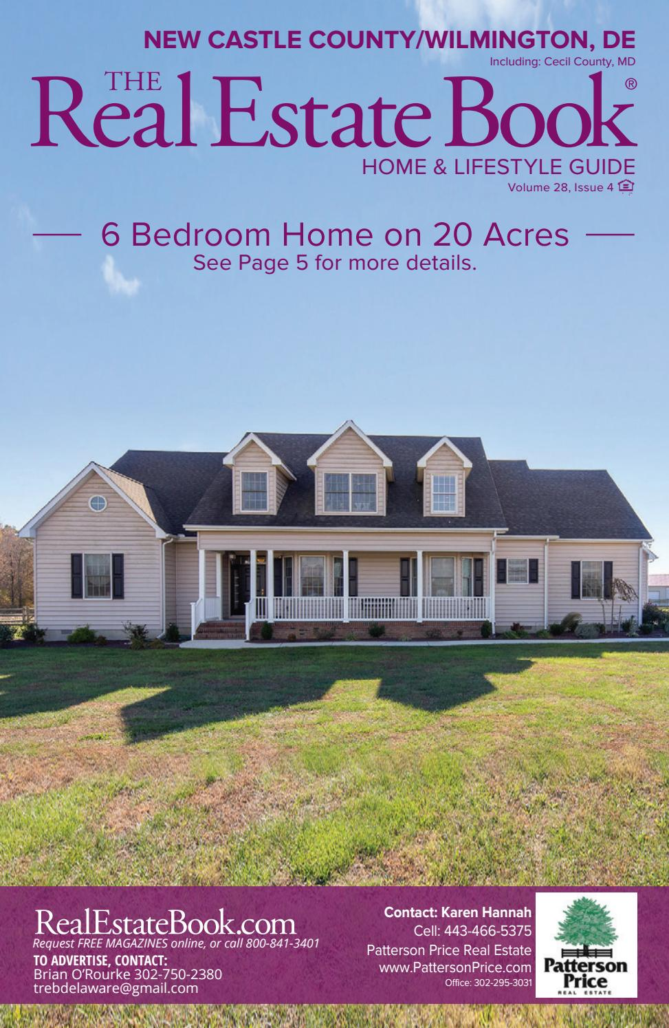 The Real Estate Book New Castle County