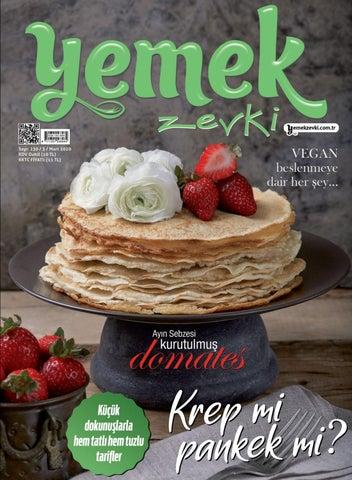 Yemek Zevki March 2020 By Istmag Issuu