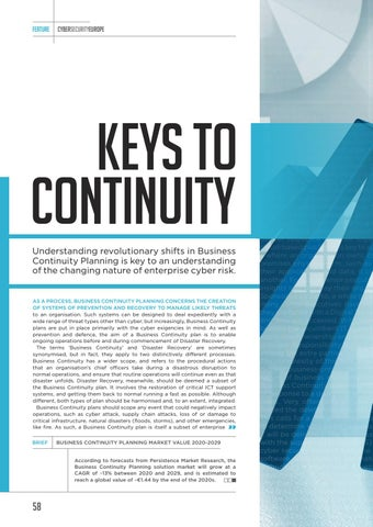 Page 58 of Keys to Continuity