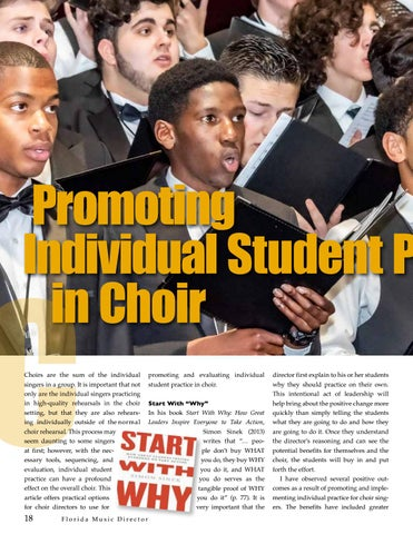 Page 18 of Practice in Choir