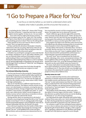 Page 28 of I Go to Prepare a Place for You