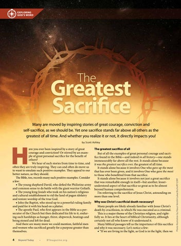 Page 4 of The Greatest Sacrifice