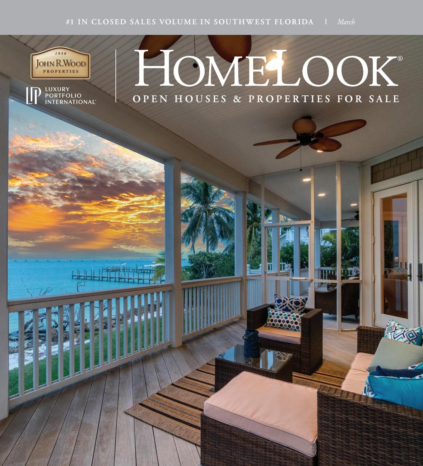 Homelook Magazine March 2020 By John R Wood Properties Issuu