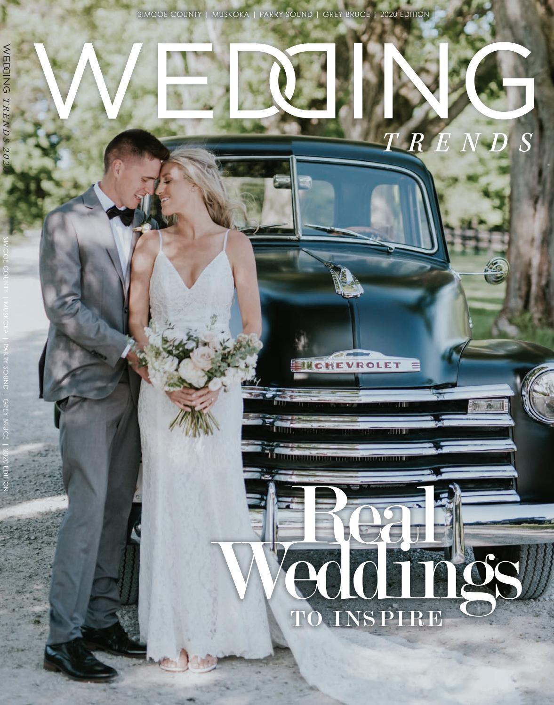 Wedding Trends 2020 By Goodlife Magazine Simcoe County Issuu