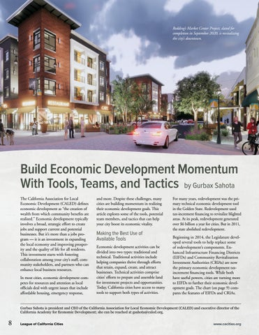 Page 10 of Build Economic Development Momentum With Tools, Teams, and Tactics