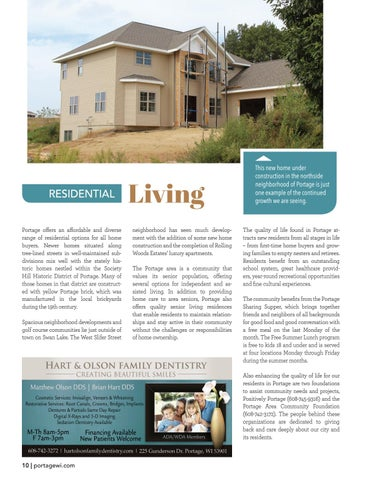 Page 10 of Residential Living