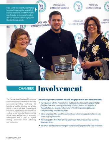 Page 6 of Chamber Involvement