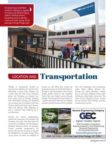 Page 9 of Location and Transportation