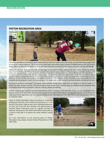 Page 29 of PATTON RECREATION AREA