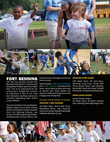 Page 5 of Tri-Community for Exceptional Children Field Day