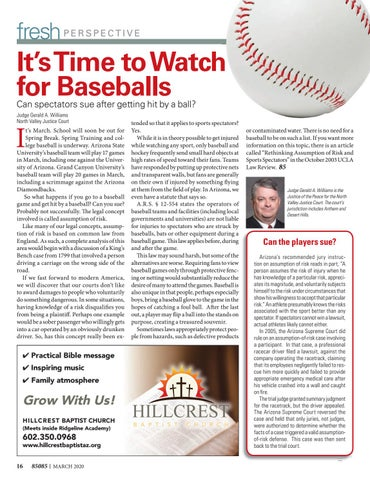 Page 16 of It's Time to Watch for Baseballs