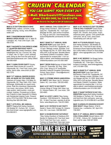 Page 6 of Charlotte CBA Spring Show Celebrates Lady Riders