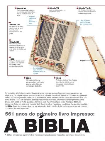 Page 14 of Infográfica 561 ANOS DO PRIMEIRO LIVRO