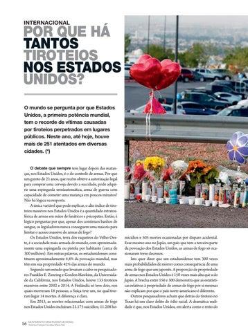Page 16 of Internacional POR QUÉ HÁ TANTOS