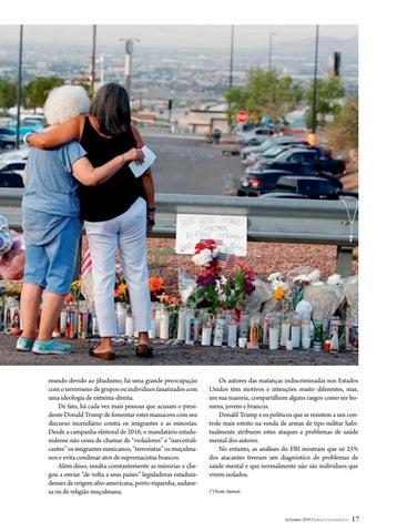 Page 17 of Internacional POR QUÉ HÁ TANTOS
