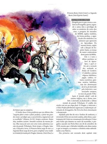 Page 27 of Literatura APOCALIPSE, UM LIVRO ABERTO